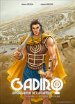 GADIRO, AMBASSADEUR DE LATLANTIDE T1 COVER by FabianoNeves