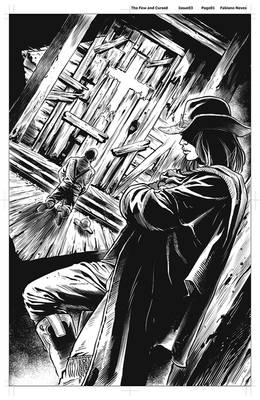 The Few and Cursed Issue03 pg01 - Fabiano Neves