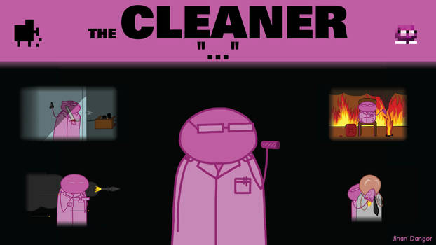 The Cleaner Wallpaper