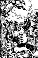 Rex Zombie Killer Chapter 2 art