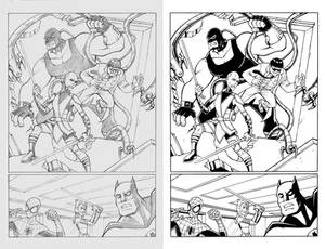 Pencils+inks Page#3