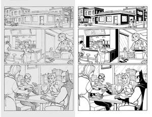 Pencils+inks Page#1