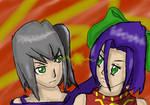 Aina and kalinka