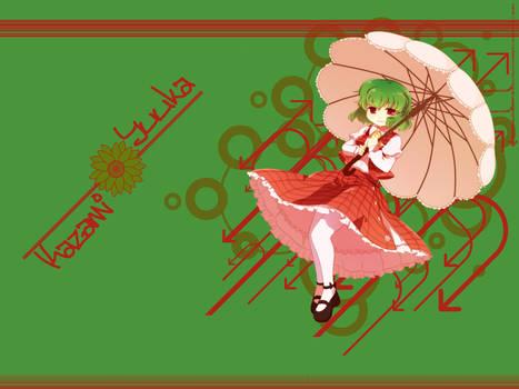Kazami Yuuka Wallpaper
