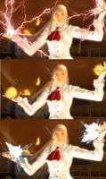 Elemental Power of Lily by AinoWallen