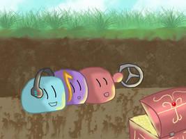Dango Adventure 3 by AinoWallen