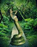 Snake Lady 2 by AinoWallen