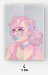 The pastel pink by TheAhoy