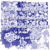 Floral background brushes PSP by designsbymikel