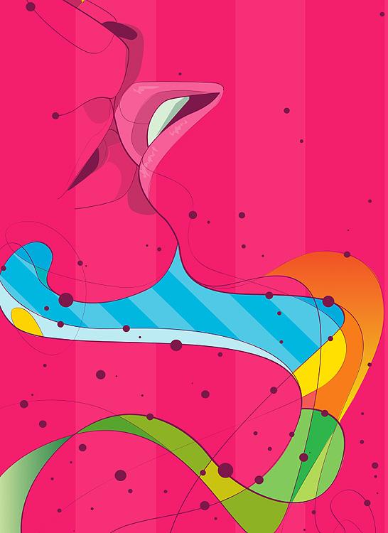 Zune Originals Art by rubenslp