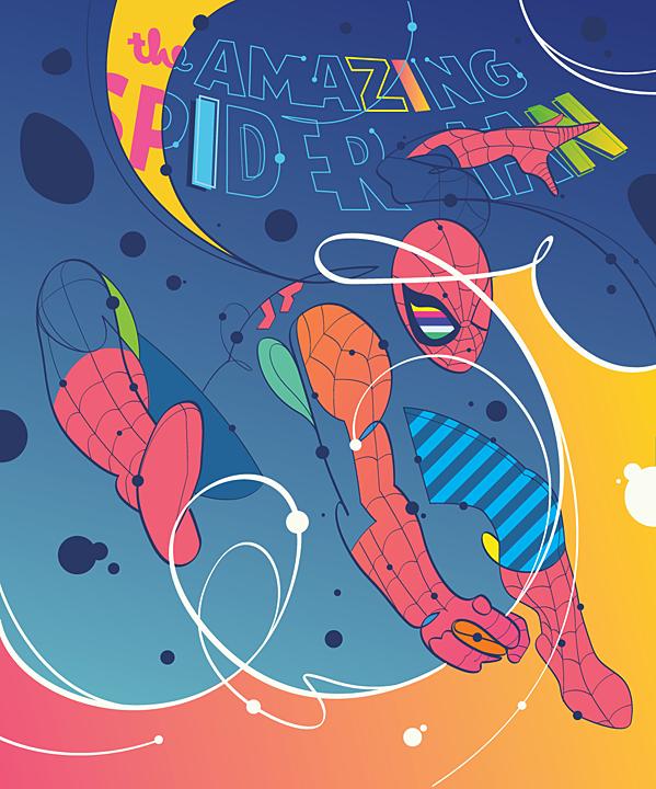 The Amazing Spider-man by rubenslp