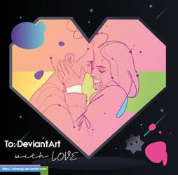Happy Valentine's Day, DeviantArt
