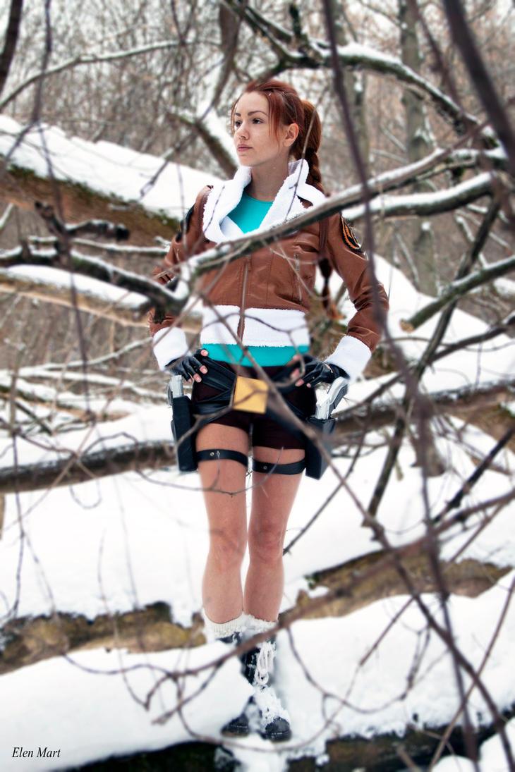 Lara Croft. Tomb Raider II. by Elen-Mart