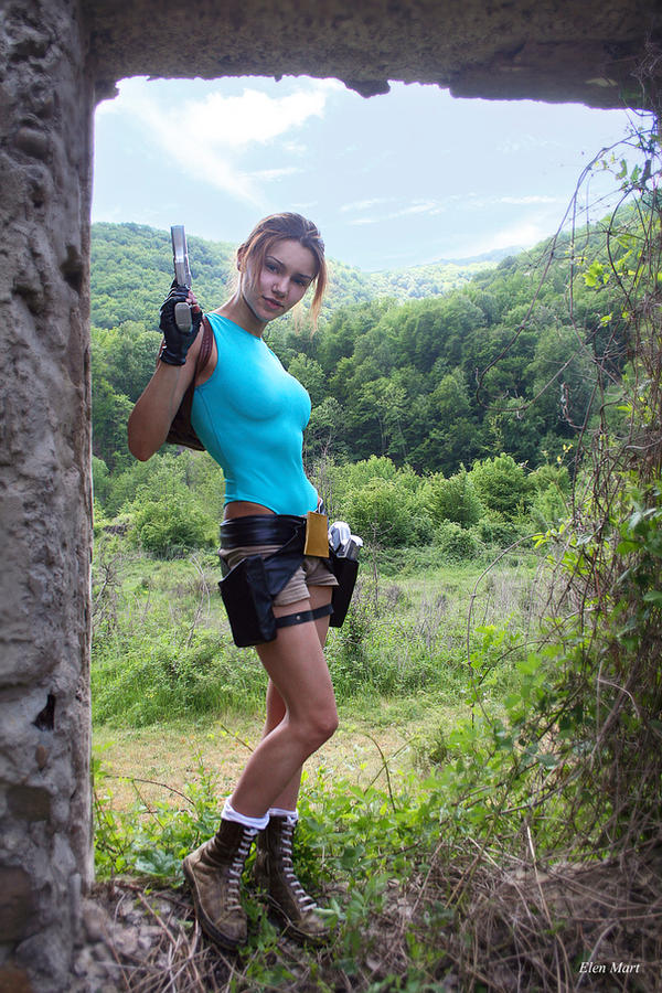 Tomb Raider Classic by Elen-Mart