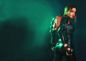 Tomb Raider: Chronicles. Out of shadows