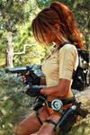 Tomb Raider: Legend. Recharge
