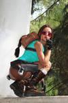 Lara Croft. Classic.