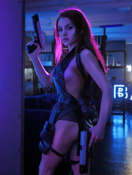 Tomb Raider Legend: Tokyo