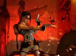 Tomb Raider: The Last Revelation. Amulet of Horus
