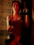 Tomb Raider: The Last Revelation.Ancient grave.