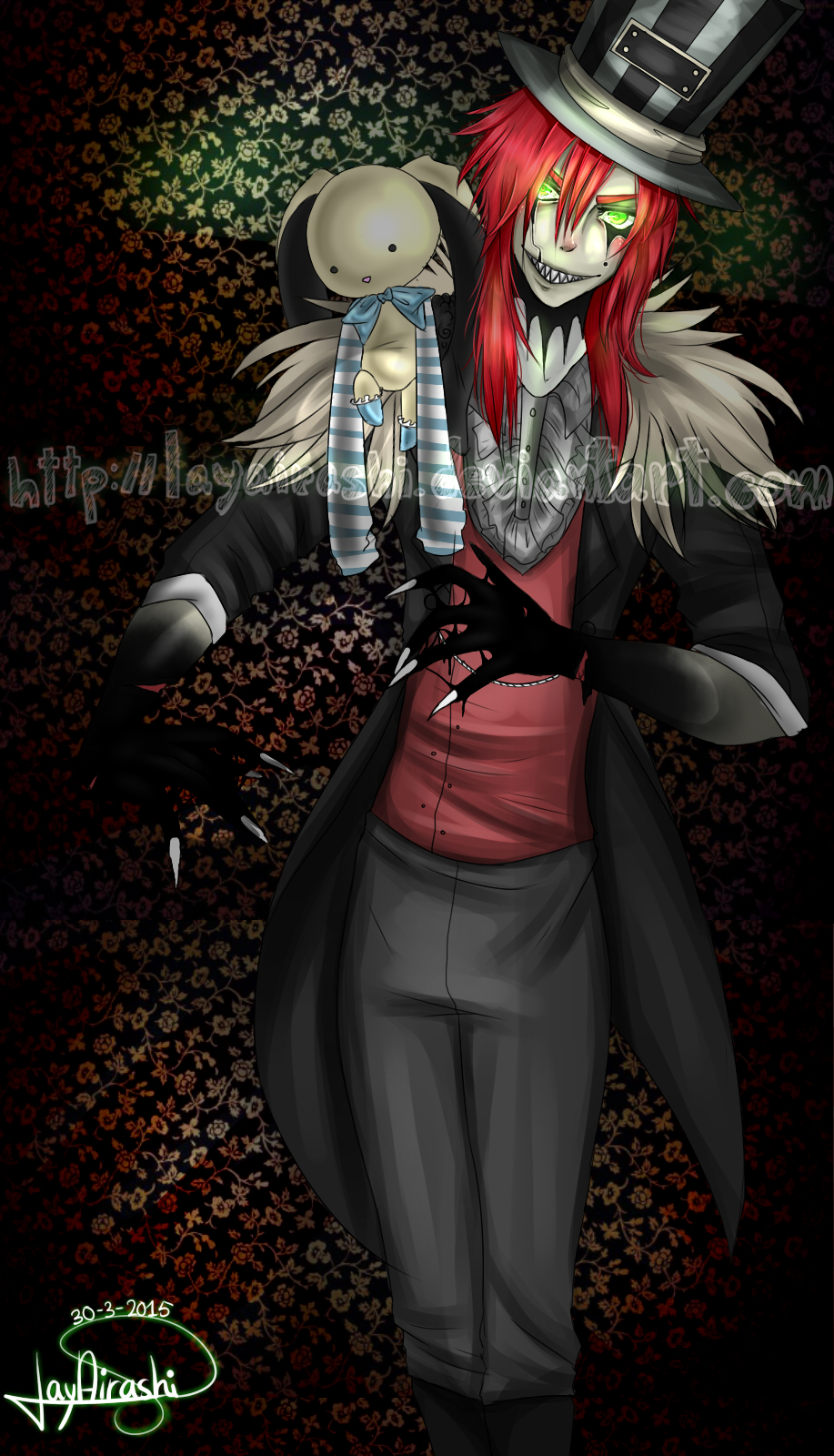 Jason The Toy Maker By Layairashi On Deviantart