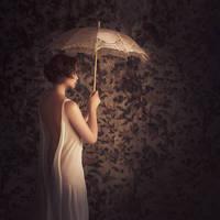 in the rain by mariasvarbova