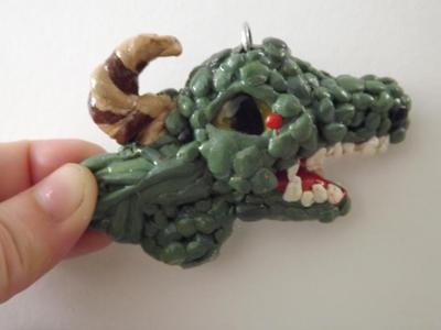 Dragon charm by 5minalone