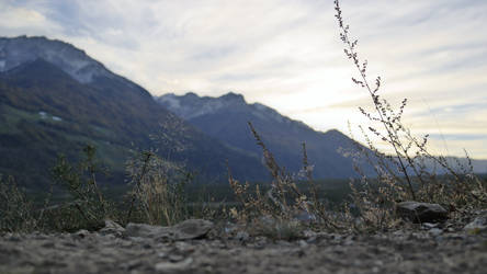 Berglandschaft by ShadWolf90