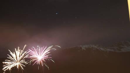 Fireworks by ShadWolf90