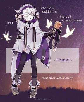[CLOSED] Lamb boy adoptable