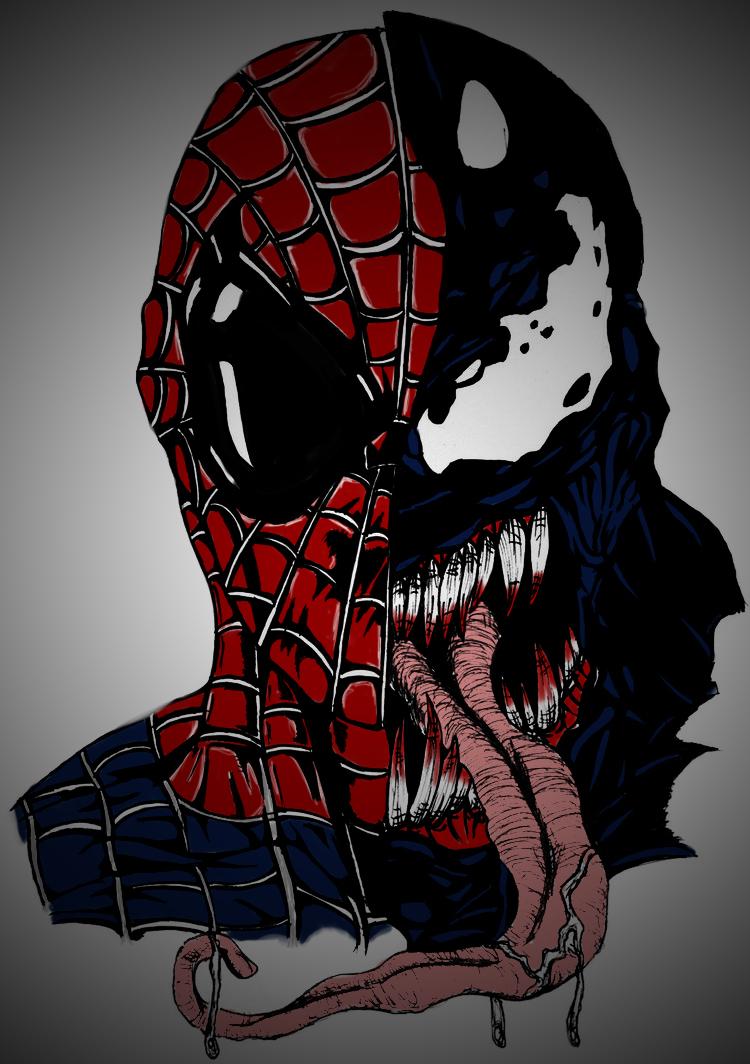 SpidermanVenom by
