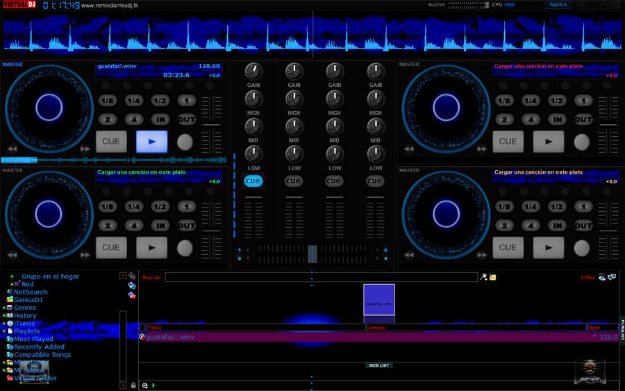 Virtual dj 7 gratis download   Download free Virtual DJ Home 7 0 5
