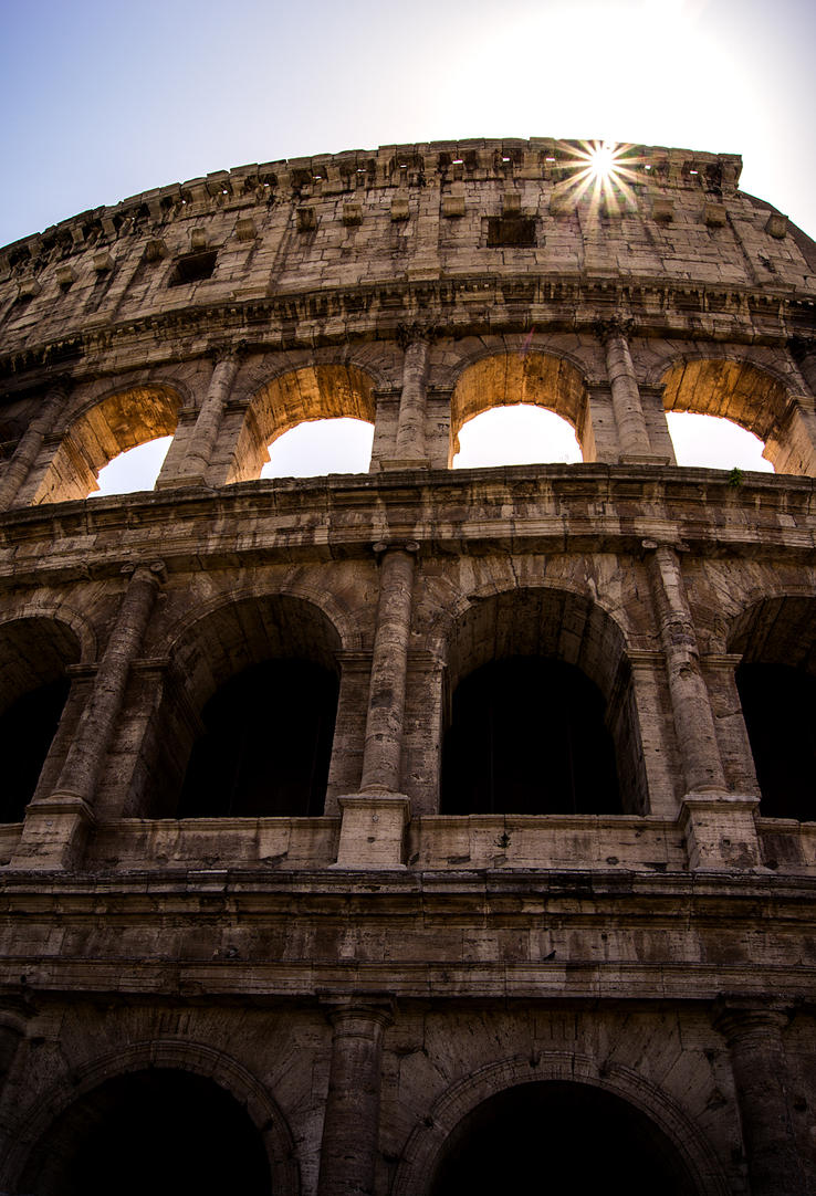 Colosseum by DNAxDREAMS