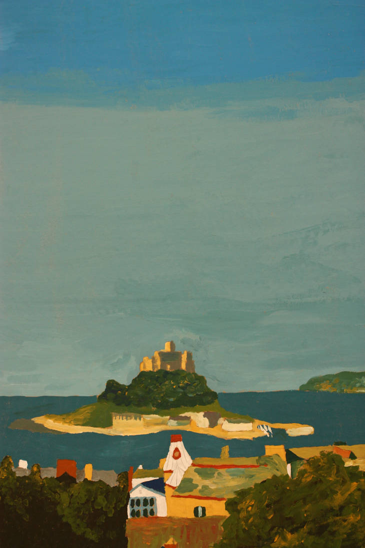 St. Michael's Mount by nfaas