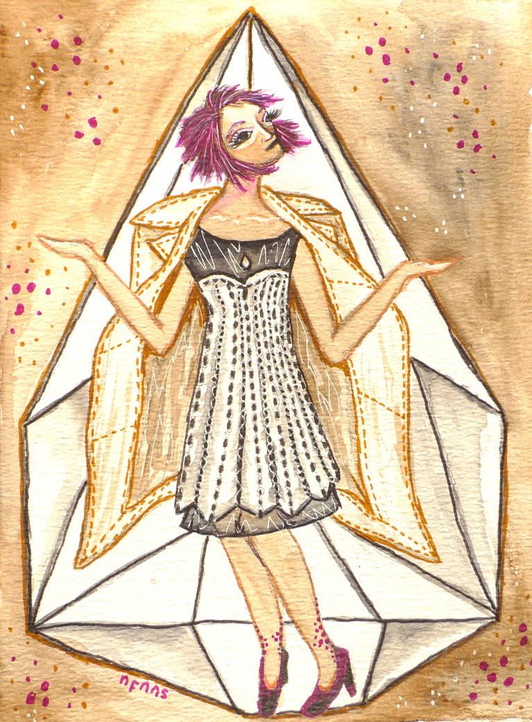 Diamond's Soul by nfaas