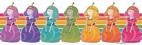 Princes Bubblegum by Anngi