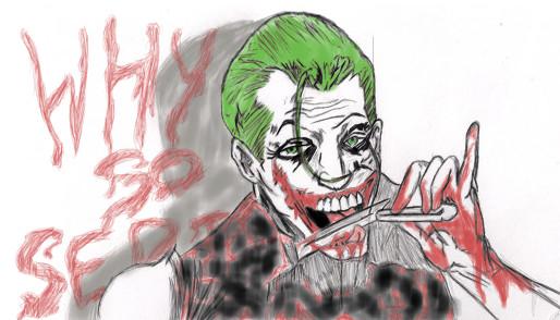 Joker by Zacky-Bullet