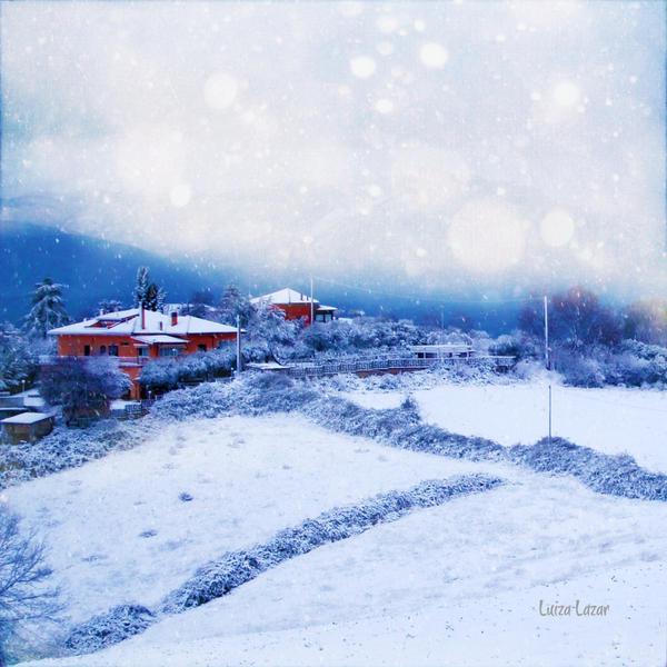 Snow Dreams by LuizaLazar
