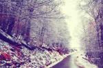 When it's winter in my heart