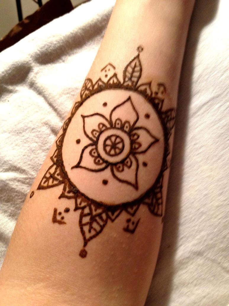henna tattoo lower arm. Black Bedroom Furniture Sets. Home Design Ideas