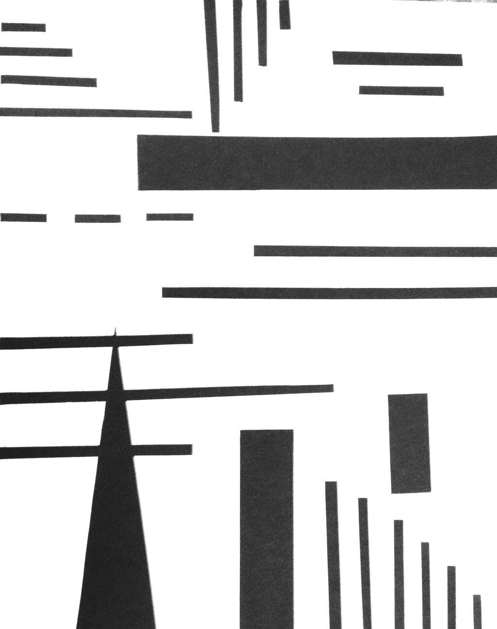 Horizontal Line Art : Vertical horizontal line composition by artbyjulia on