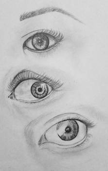 Eyes Concentration