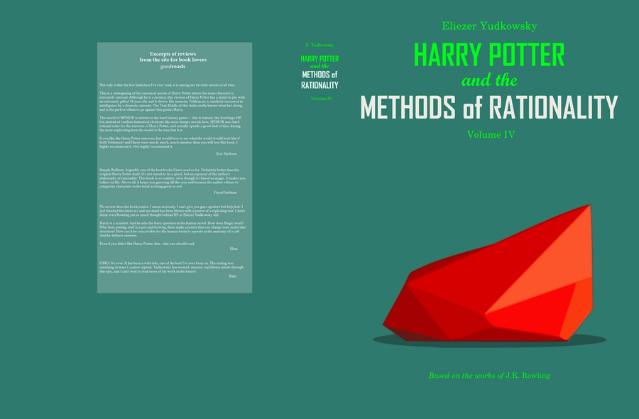 harry potter and the methods of rationality pdf