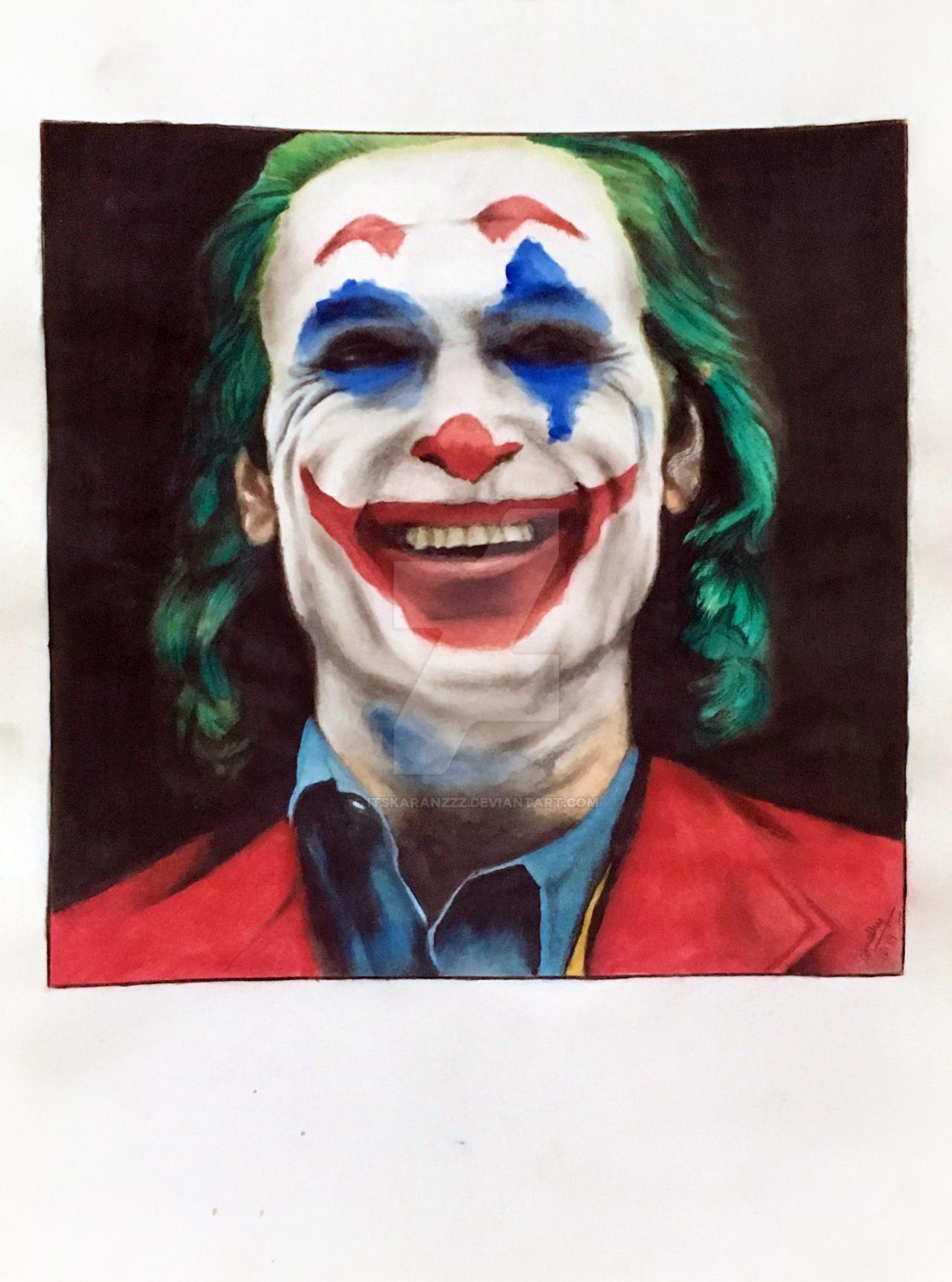 Joker 2019 By Itskaranzzz On Deviantart