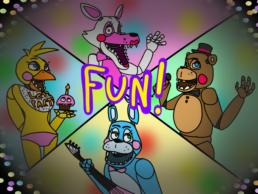 Celebrate with fun! poster by MercenaryBuster