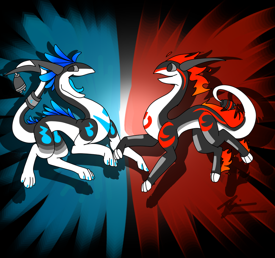 Durable Duo (entry) by MercenaryBuster