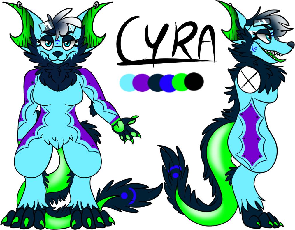 Cyra ref (REQ) by MercenaryBuster