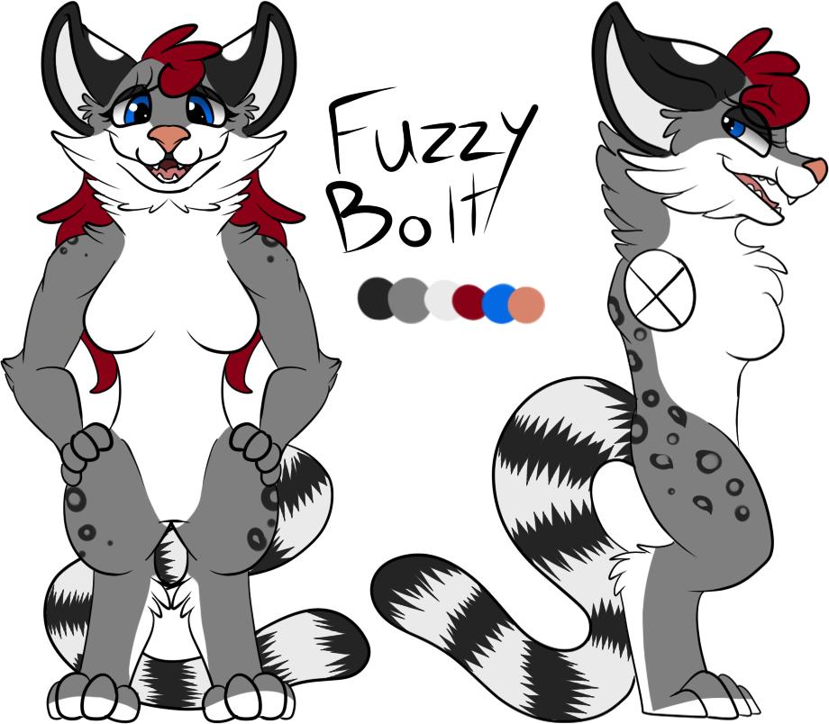 Fuzz butt (COM) by MercenaryBuster
