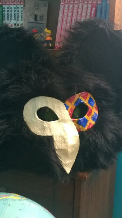 Finished head! by MercenaryBuster
