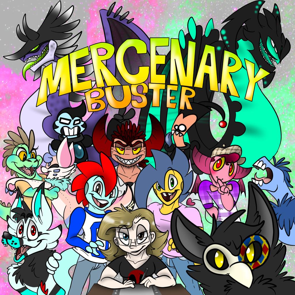MercenaryBuster's Profile Picture